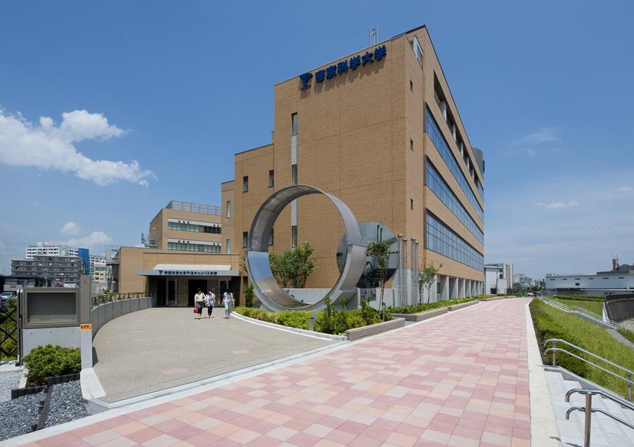 「帝京科学大学千住キャンパス 2号館」の画像検索結果